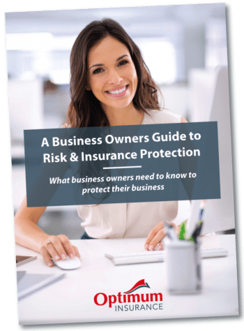 Image showing the cover of A Business Owners Guide to Risk and Insurance Protection